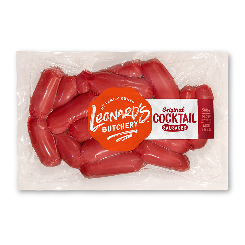 Original Cocktail Sausages